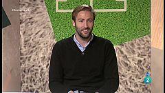Desmarcats - Blai Mallarach, jugador de l'Atlètic Barceloneta