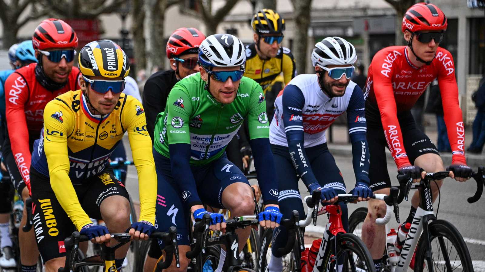 Ciclismo - París-Niza. 5ª etapa: Viene - Bollène -  ver ahora