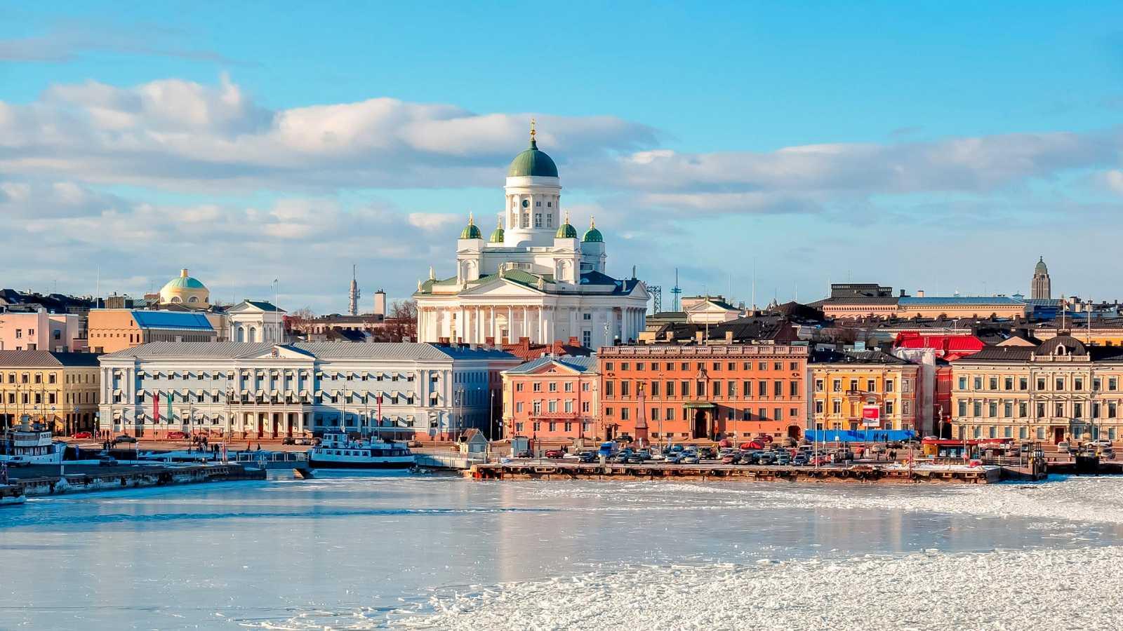 Visítame en un día - Helsinki - ver ahora