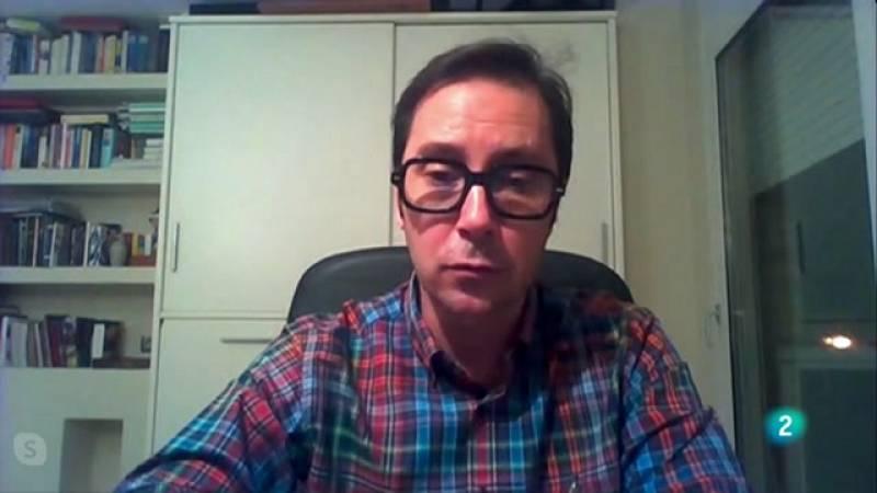 """Entrevista Josep Moltó: """"No es poden atribuir els casos de trombosi a la vacuna d'AstraZeneca"""""""