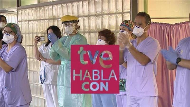 TVE habla con Benjamín Hurtado y Mónica Argüeso  - 14/03/2021