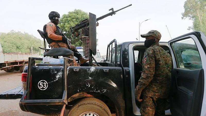 Varios estudiantes secuestrados en un nuevo ataque contra una escuela en Nigeria