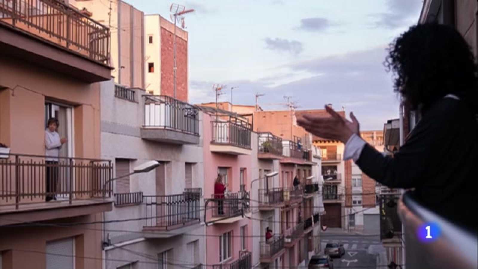 Un any des del confinament a Igualada