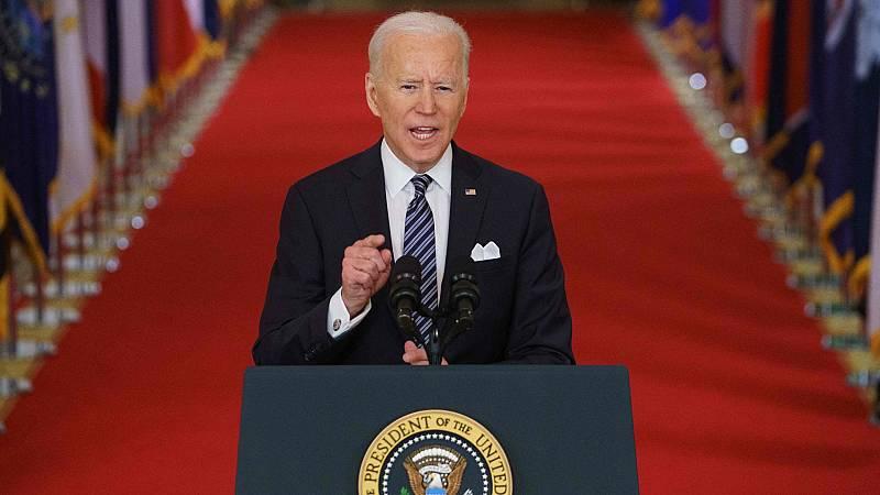 Joe Biden- RTVE.es