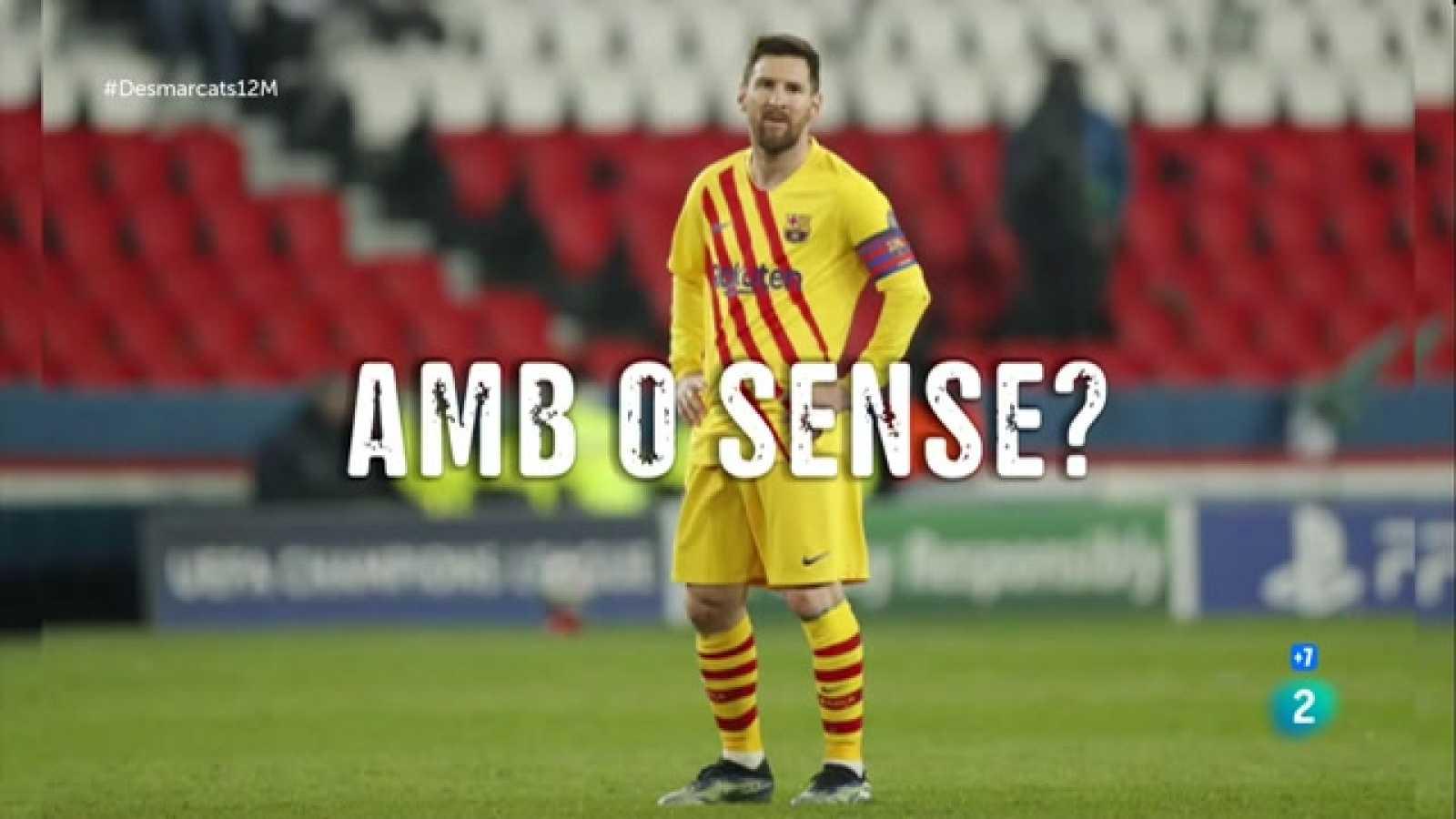 Marcelo Bechler assegura a la tertúlia del Desmacats, que el PSG está confiat en fitxar a Messi,