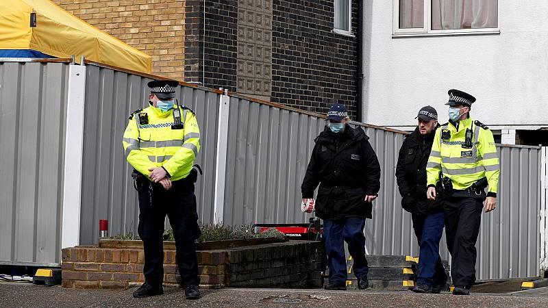 Conmoción en Reino Unido por el asesinato de una mujer de 33 años
