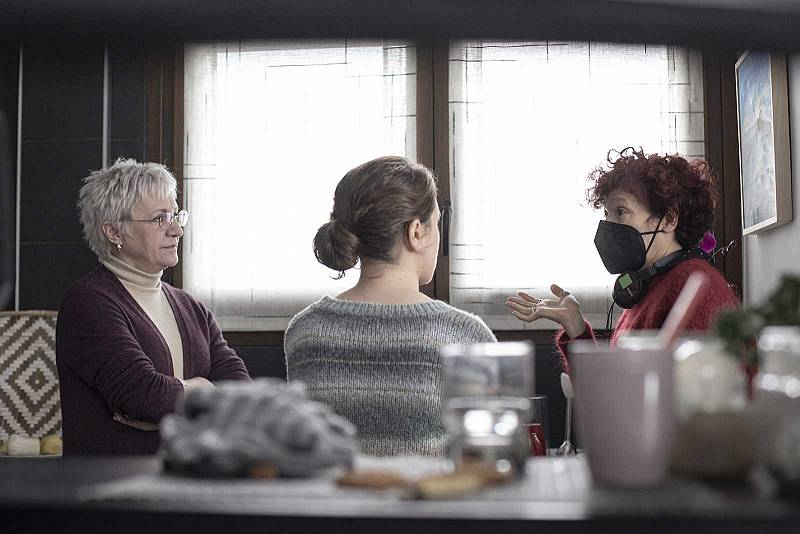 'Maixabel', la nueva película de Iciar Bollaín, cuenta el encuentro entre la viuda de un político y el etarra que lo asesinó
