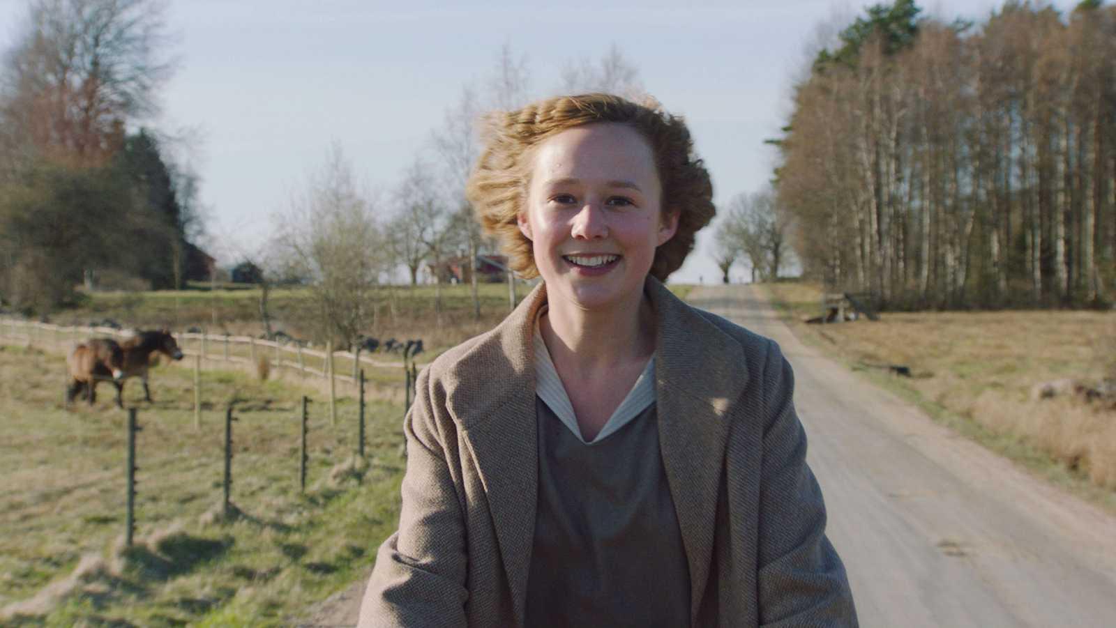 'Conociendo a astrid', la historia de la creadora de Pippi Calzaslargas este sábado en El Cine de La 2