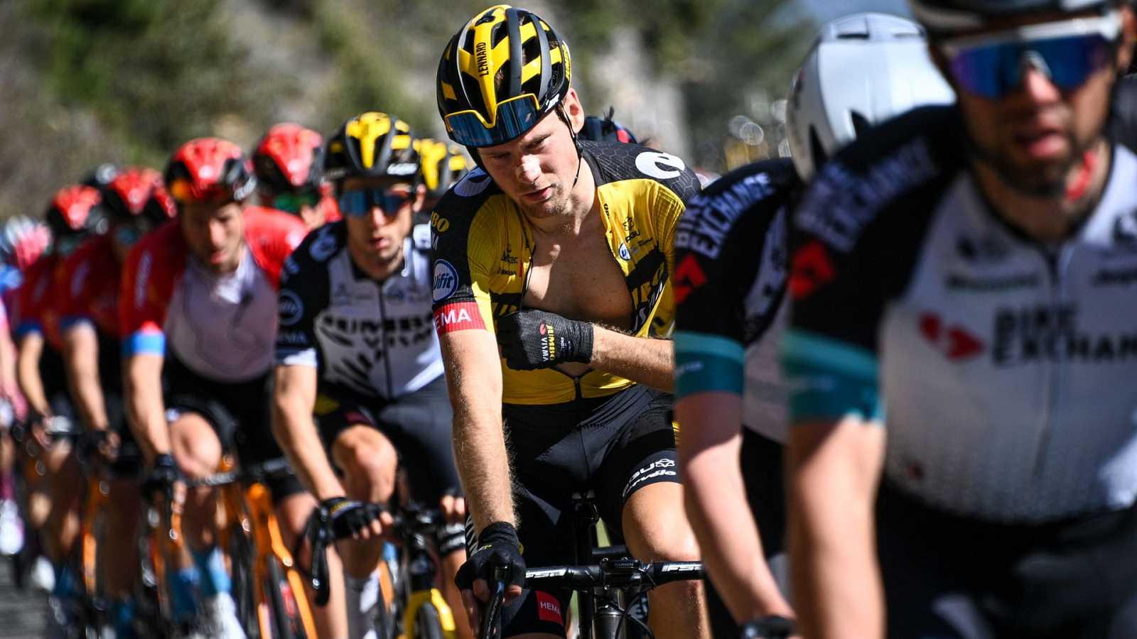 Ciclismo - París-Niza. 6ª etapa: Brignoles - Biot - ver ahora