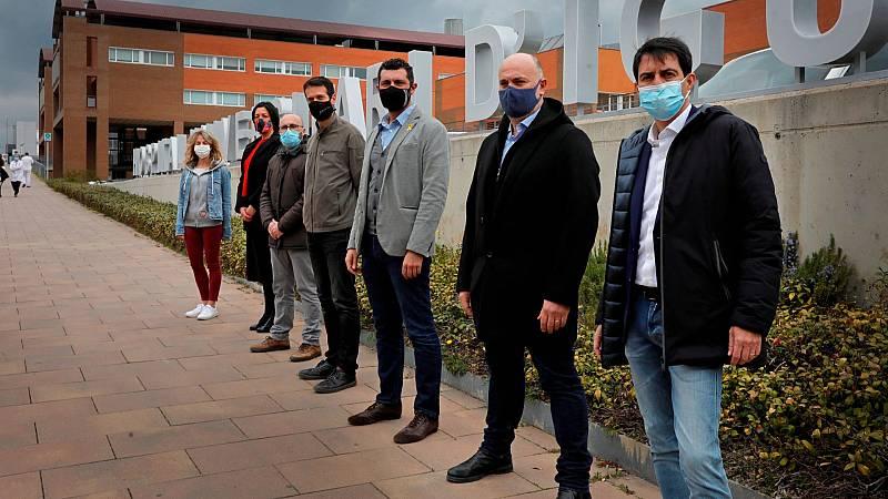 Igualada: un año del primer confinamiento decretado en España por la COVID-19