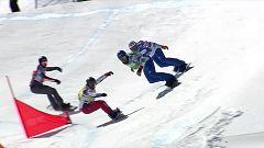 Snowboard - FIS Snowboard Copa del mundo Magazine - 2020/2021 - Programa 10