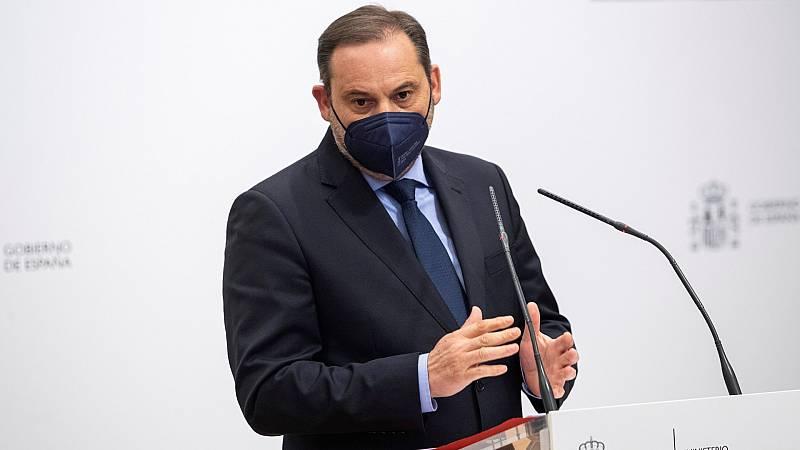 """Ábalos critica la """"compra de políticos"""" en Murcia y recuerda que ellos """"ya ganaron en la urnas"""""""