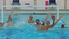 El Barceloneta, primer finalista de la Copa de waterpolo