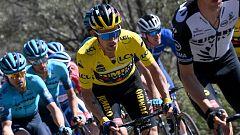 Ciclismo - París - Niza. 7ª etapa: Le Broc - Valdeblore La Colmiane