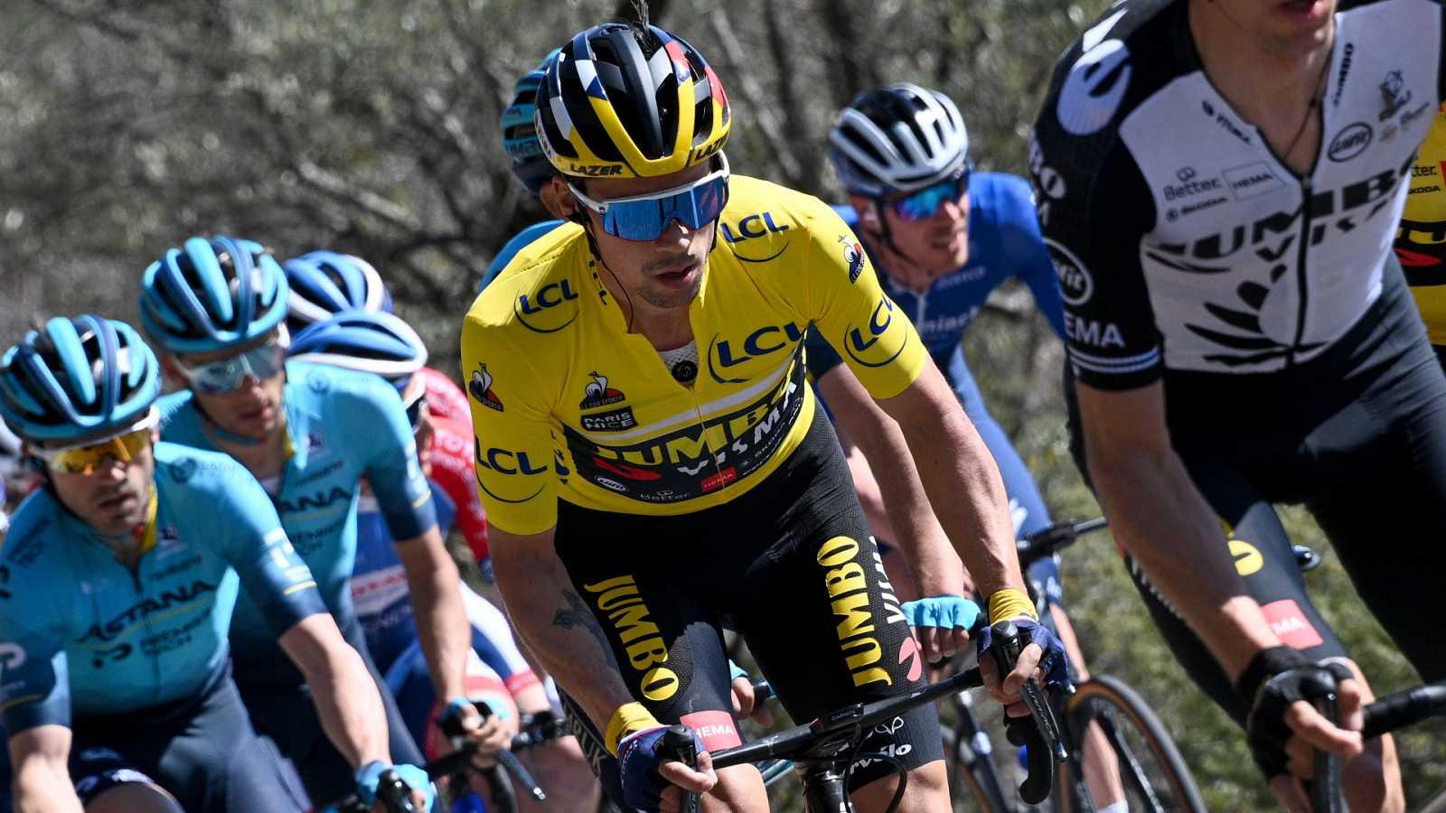 Ciclismo - París - Niza. 7ª etapa: Nice-Valdeblore La Colmiane - ver ahora