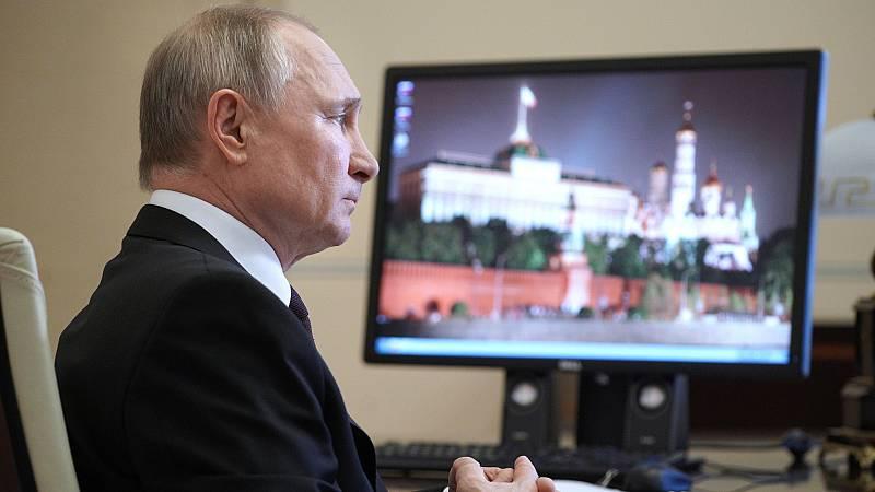 Ofensiva de Putin contra los gigantes tecnológicos, a los que acusa de difundir contenido ilegal