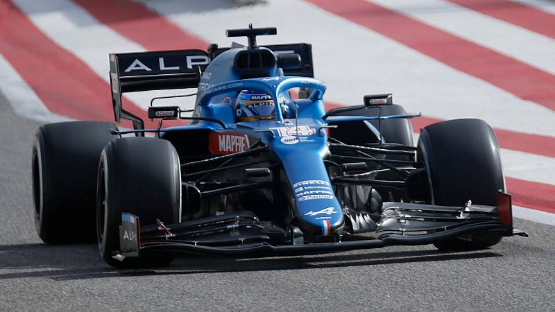 "Fernando Alonso, ""como si nunca se hubiera ido"""