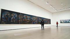 La sala. Guggenheim - Bilbao y la pintura