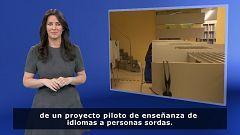 En lengua de signos - 14/03/21
