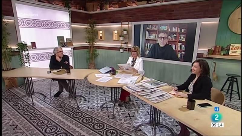 Meritxell Budó, eleccions a Madrid i un any de pandèmia