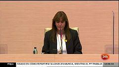 Parlamento - Otros parlamentos - Se constituye el Parlament - 13/03/2021