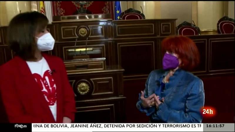 """Parlamento - El reportaje - Homenaje a """"Las Constituyentes"""" - 13/03/2021"""