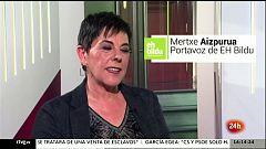 Parlamento - La entrevista - Mertxe Aizpurua, portavoz de EHBildu - 13/03/2021