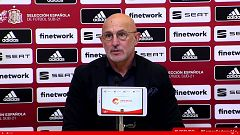 Fútbol - Rueda de prensa: Convocatoria Luis de la Fuente, Seleccionador Nacional Sub-21