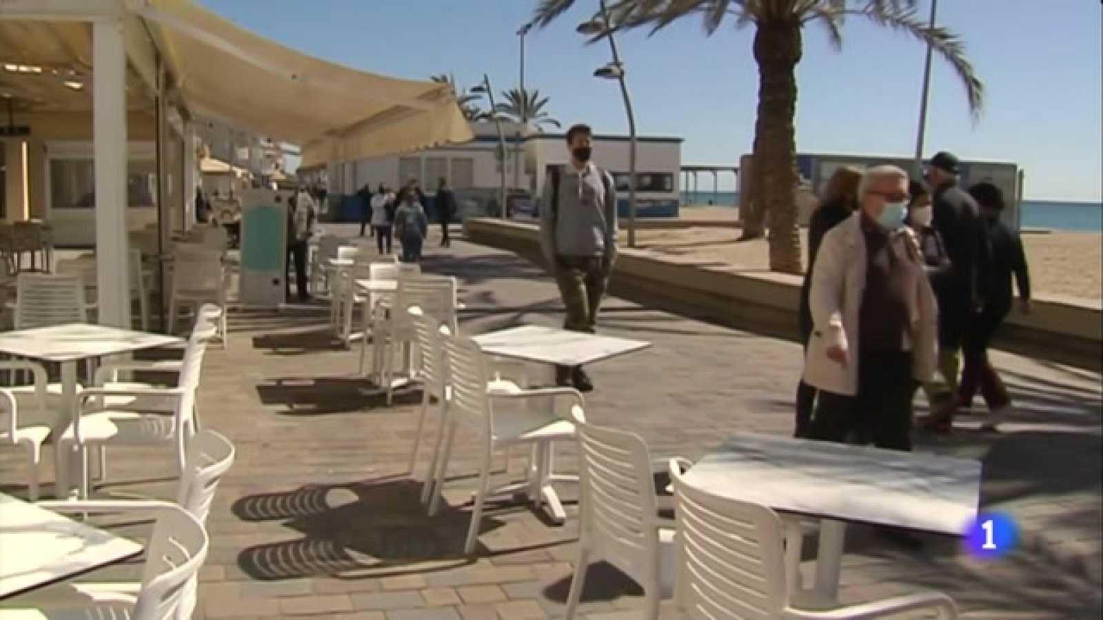 El govern es planteja reobrir els restaurants per sopar i ampliar el toc de queda fins a les 23 h