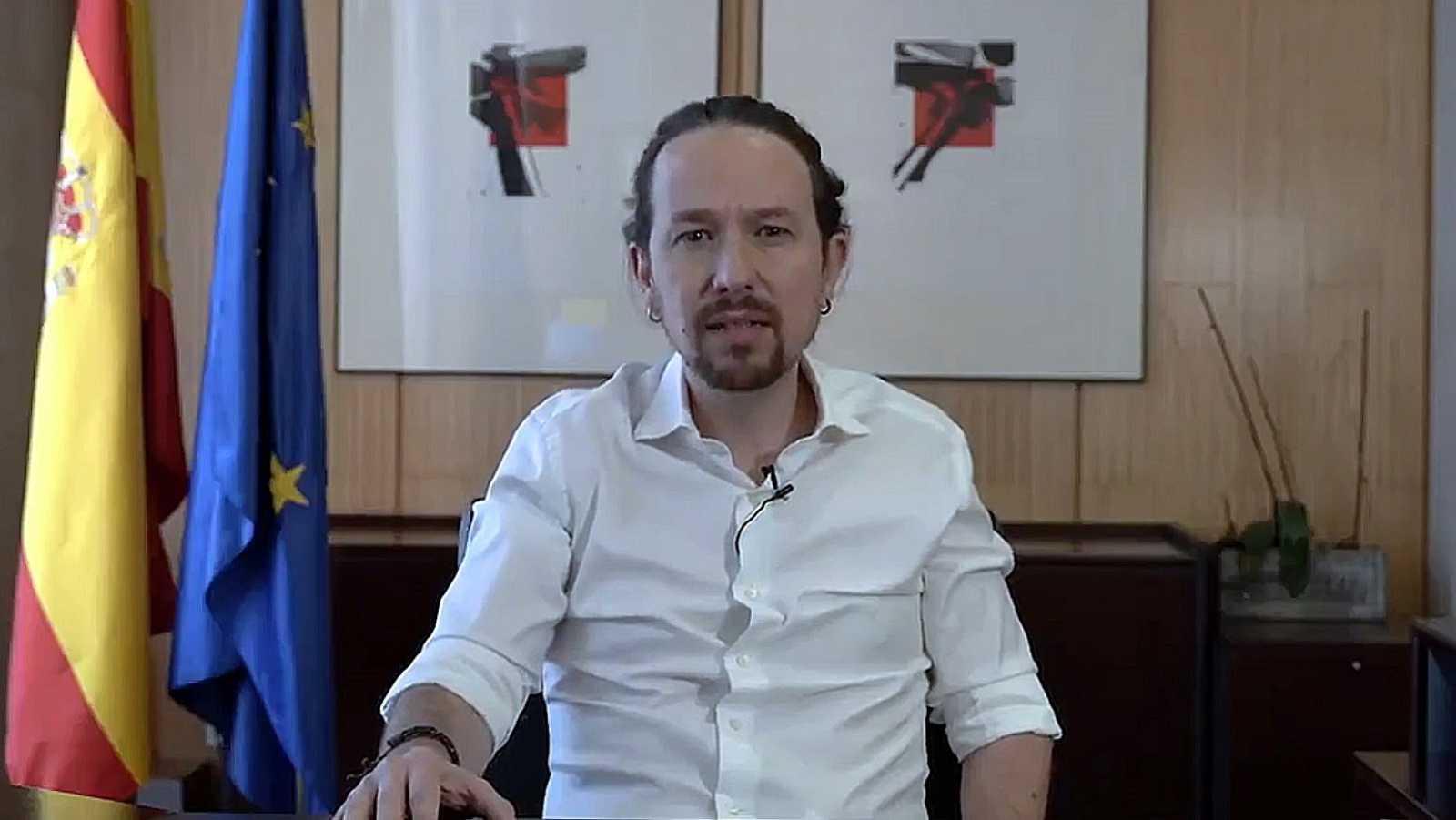Iglesias abandona el Gobierno y será candidato a presidir la Comunidad de Madrid