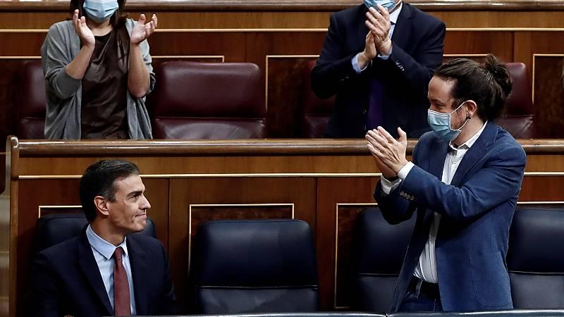 Iglesias se va del Gobierno tras un año de marcadas discrepancias con Sánchez y el PSOE