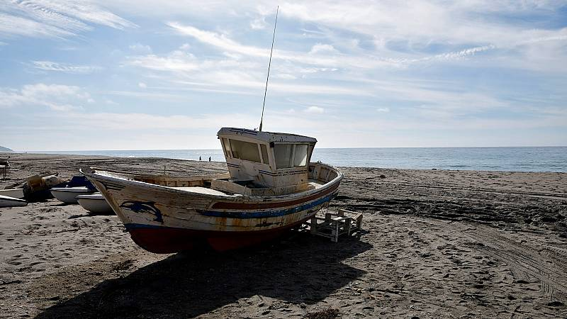 El sector pesquero se resiente después de un año de pandemia