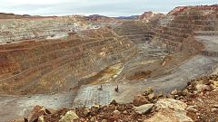 La fiebre minera en España, Comando Actualidad