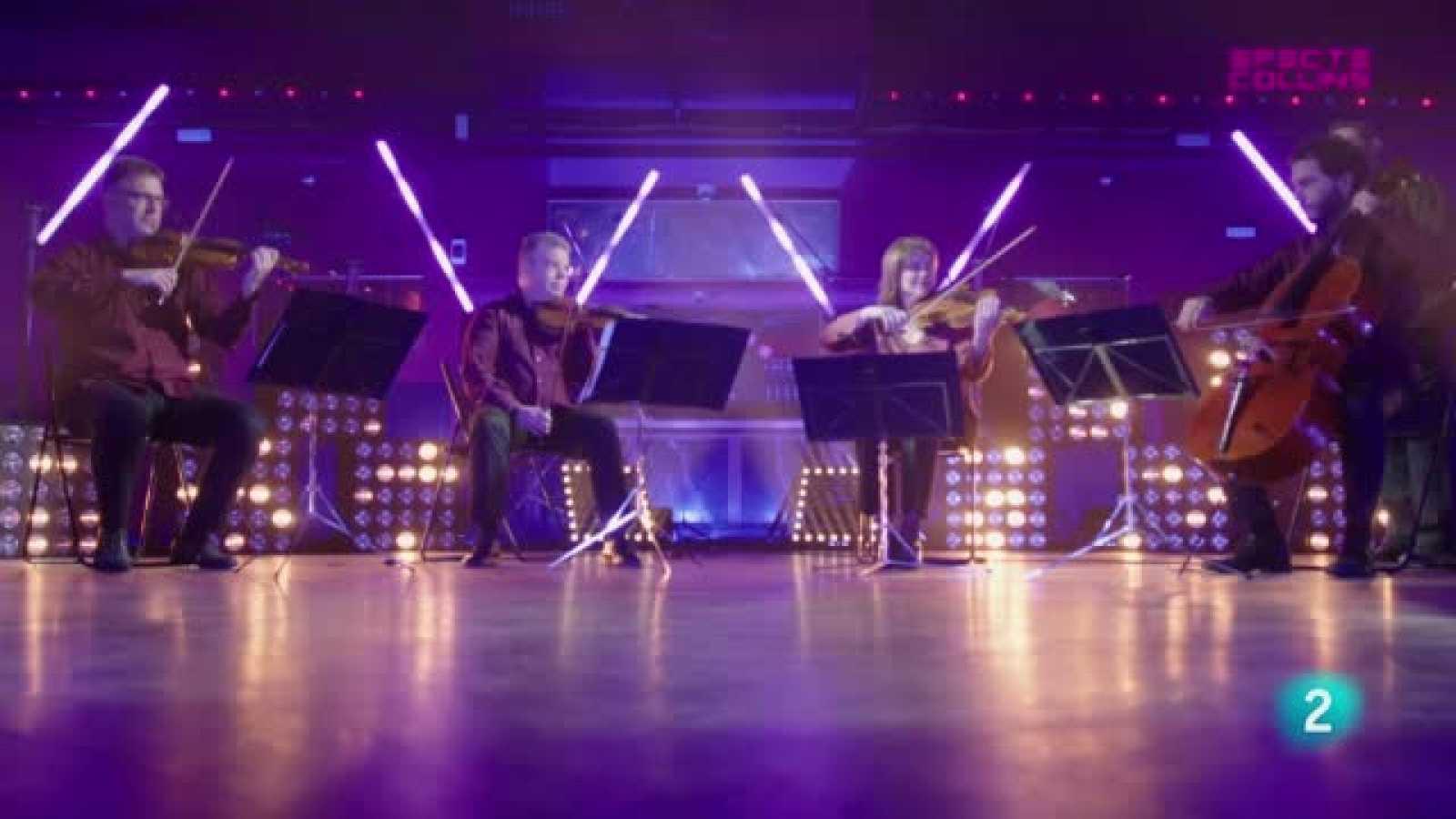 Quartet Brossa - The Journey