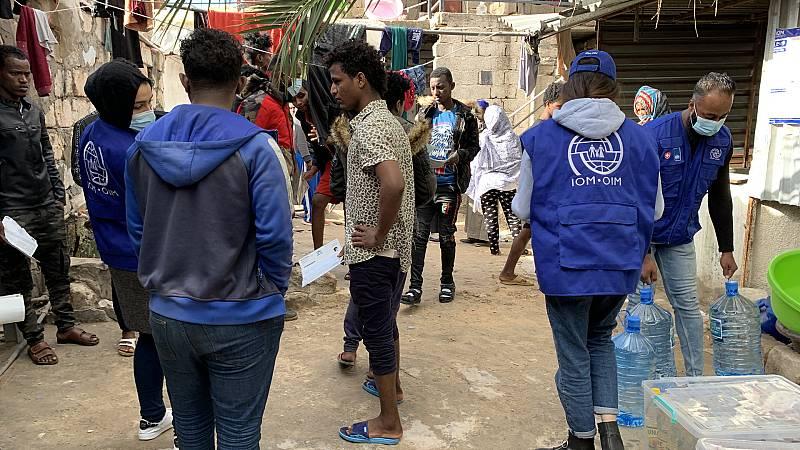 Documentos TV - El abismo libio - Ver ahora