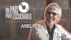 Un país para escucharlo | La emotiva despedida de Ariel Rot en 'Un país para escucharlo'