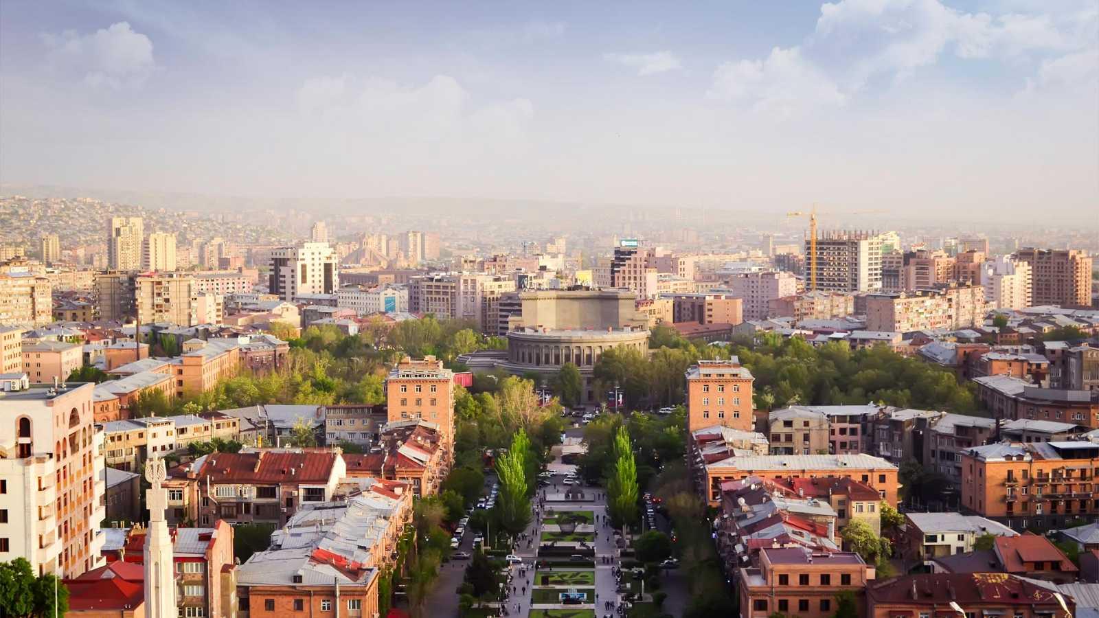Visitame en un día - Episodio 3: Erevan - ver ahora