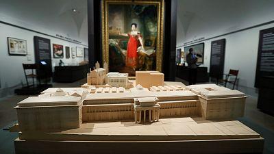 El Museo del Prado inaugura una muestra permanente sobre su historia y sus edificios