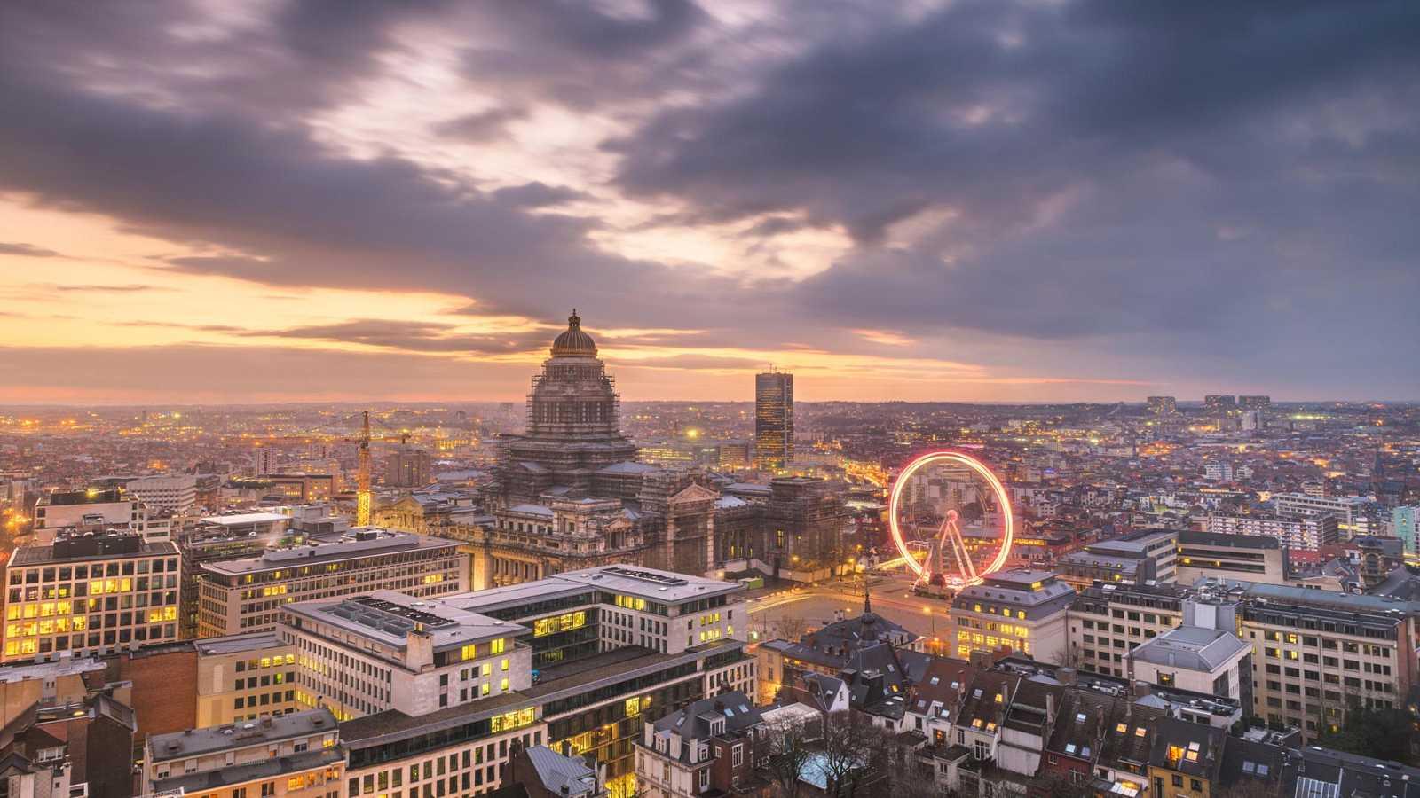 Visítame en un día - Episodio 4: Bruselas - ver ahora