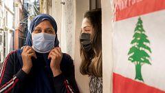 En portada - El espejo roto de Siria