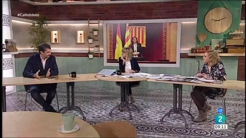 Rafa Vilasanjuan, Gerard Quintana i Ada Parellada