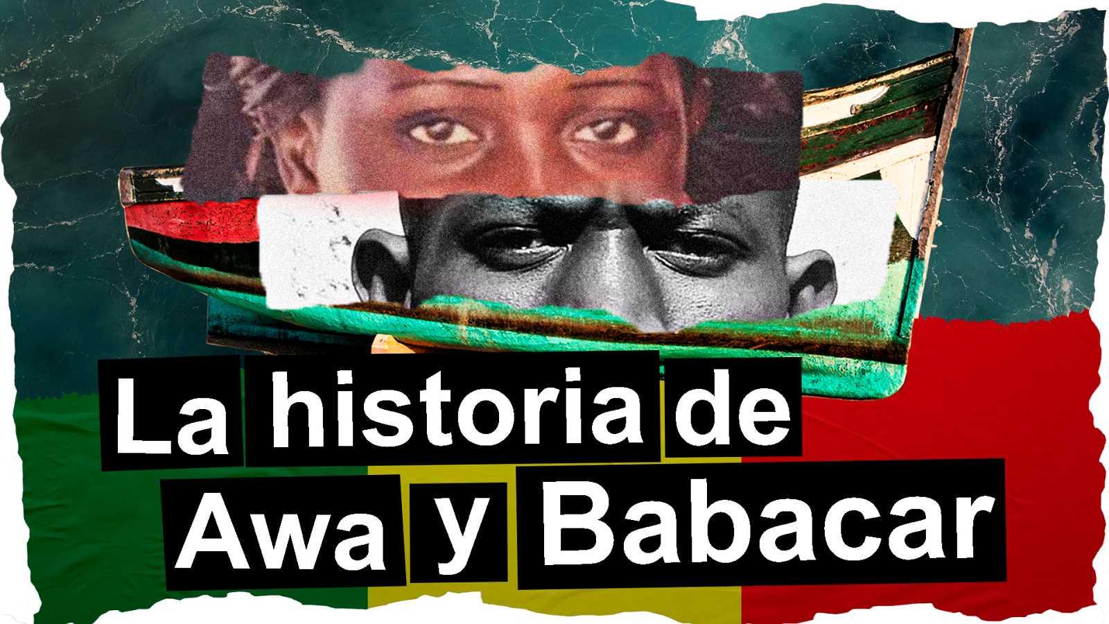 La historia de Awa y Babacar