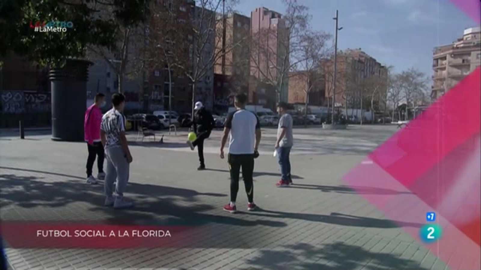 Futbol social, Aprenents de peixater i Cuidar el Delta a La Metro