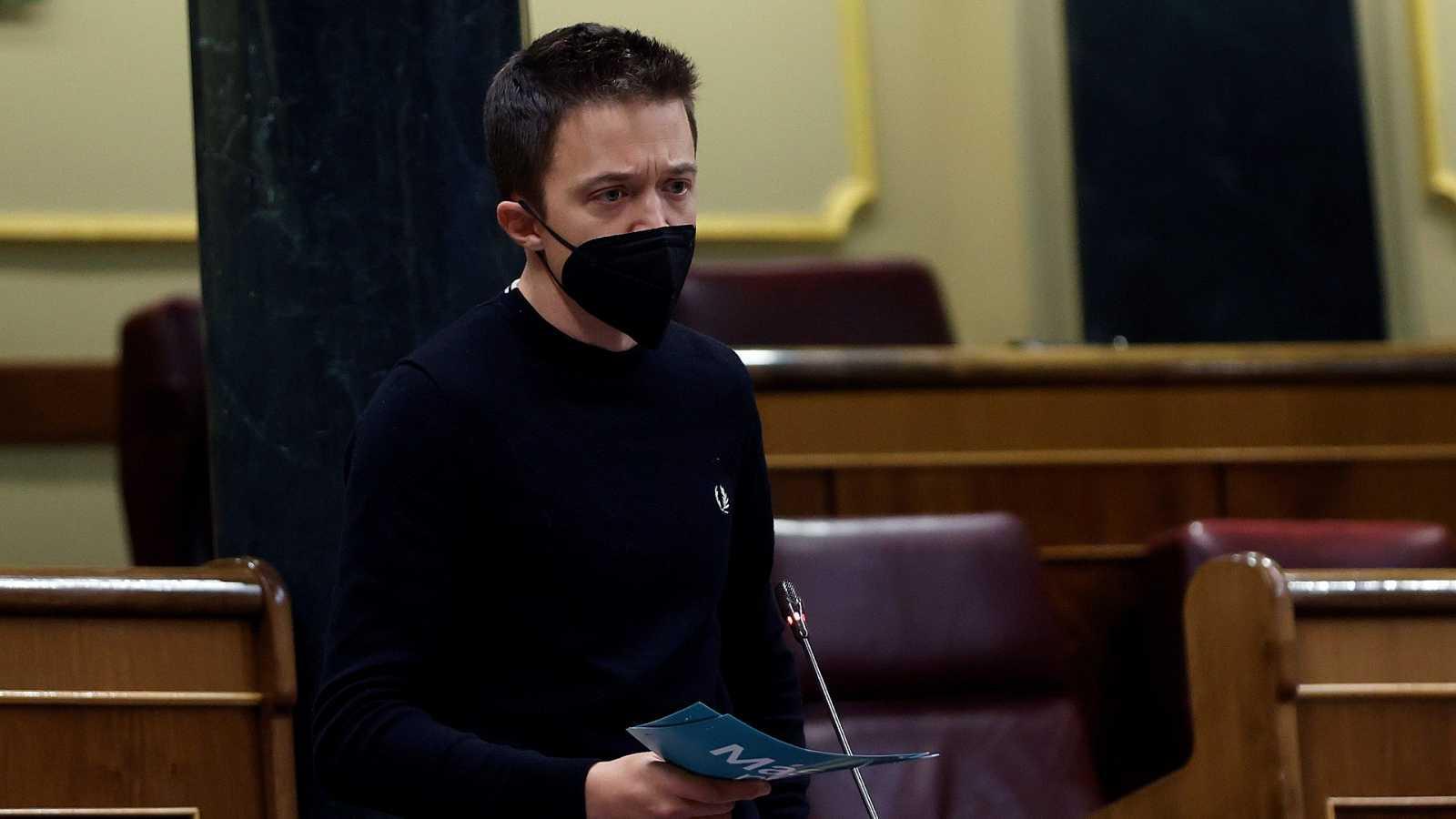 """Errejón pide un plan de salud mental y un diputado del PP le grita: """"¡Vete al médico!"""""""