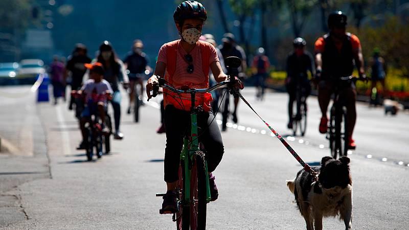 El uso de las bicicletas se ha disparado en España durante la pandemia
