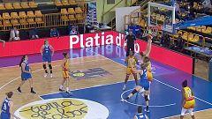 Baloncesto - Euroliga Femenina. 1/4 Final: Spar Girona - Perfumerías Avenida