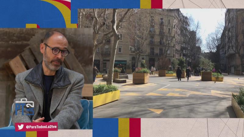Las ciudades para los ciudadanos. Entrevista a Gabi Martínez