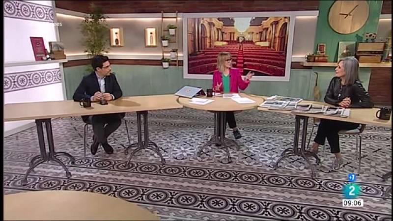 Àngels Chacón, taxis en contra d'Uber i Ousman Umar