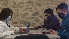 Un espacio coworking para fijar población en Villafranca de la Sierra