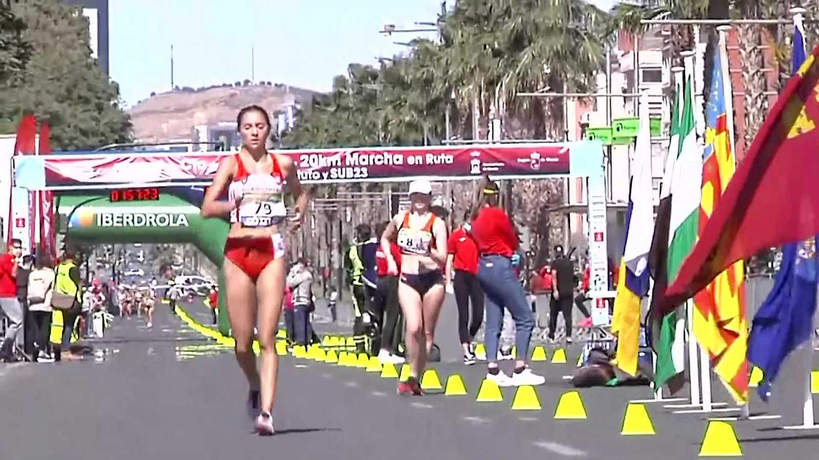 Atletismo - Campeonato de España de Marcha 20 Km absoluto y SUB-23 - ver ahora
